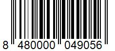 Código de barras: Reducción de vinagre de Pedro Ximénez Hacendado