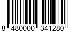 Código de barras: Albahaca Hacendado