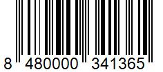 Código de barras: Eneldo hojas Hacendado