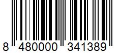 Código de barras: Cebolla granulada Hacendado