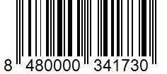 Código de barras: Nuez moscada molida Hacendado