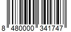 Código de barras: Tomillo Hacendado