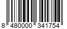 Código de barras: Romero Hacendado