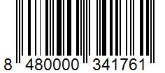 Código de barras: Canela en rama Hacendado