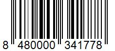 Código de barras: Canela molida Hacendado