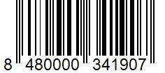 Código de barras: Molinillo de pimienta negra Hacendado
